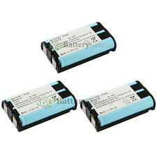 3 Home Phone Battery for Panasonic HHR-P104A/1B Type 29