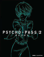 Psycho-Pass: Season Two (Blu-ray Disc, 2016, 2-Disc Set) Limited Edition