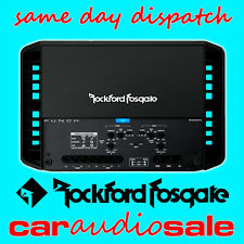 Rockford Fosgate PUNCH p400x4 400 Watt 4 Canal Bridgeable Puissance Amplificateur