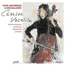 HYUN-JUNG/GALLARDO,JOSE BERGER - CHANSON VOCALISE  CD NEU RACHMANINOFF/SUSLIN