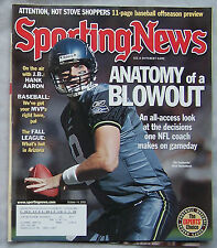 2005 SPORTING NEWS MATT HASSELBECK SEATTLE SEAHAWKS