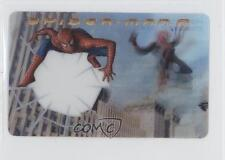 2004 Oscar Mayer Lunchables #2 Spider-Man Non-Sports Card 0a7