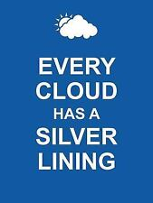 Every Cloud Has a Silver Lining by Summersdale (2012, Book, Other)