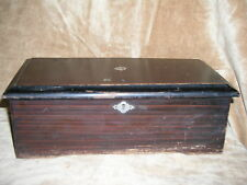 ANTIQUE - VINTAGE - COLLECTABLE - MERMOD FRERE AUTO-PLAY MUSIC BOX 1888