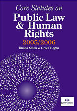 Core Statutes on Public Law and Human Rights 2005-06, Hogan, Greer & Smith, Rhon
