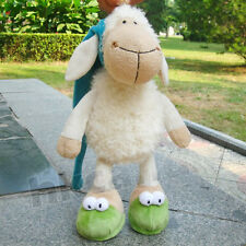 BG  25 CM Sleepy sheep Stuffed Animals soft toy baby dolls plush toy