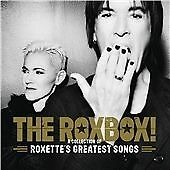 Roxette - The RoxBox!: A Collection Of Roxette's Greatest Songs - UK CD Box Set