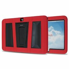 "For Samsung Galaxy Tab 4 10.1""/ T530 Tablet Kids Armor Cover Hard Case w/ Stand"
