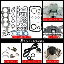 90-95 Acura Integra 1.8L B18A1 DOHC Master Overhaul Engine Rebuild Kit *GRAPHITE