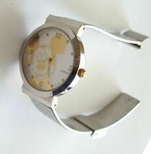 Disney LORUS MICKEY MOUSE Watch - Silvertone