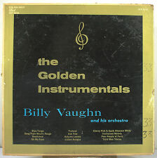 "12"" 33 RPM MONO LP - DOT DLP-3016 - BILLY VAUGHN - THE GOLDEN INSTRUMENTALS"