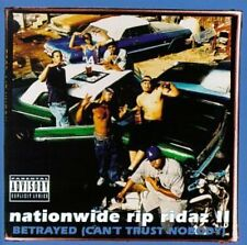 CRIPS NATIONWIDE RIP RIDAZ II NEW [PA] CD RARE OOP GANGSTER RAP LA CPT CA BLOODS