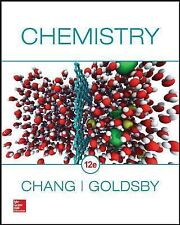 Chemistry by Kenneth A. Goldsby and Raymond Chang (2015, Hardcover)