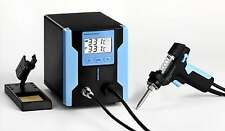 DE-LEAD FREE DESOLDERING STATION WITH LCD PANEL ZD-8915