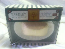 Yardley Bath Soap with Porcelain Dish store#C3