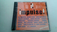 "CD ""IMPULSE !"" CD 14 TRACKS COMO NUEVO QUINCY JONES BEN WEBSTER McCOY TINER"