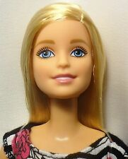 Basic Barbie doll Blonde Blue eyes