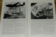 1944 magazine article Aerial Invasion of BURMA, General Hap Arnold, WWII Pacific