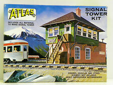 "ATLAS HO U/A ""SIGNAL TOWER"" PLASTIC MODEL KIT #704"