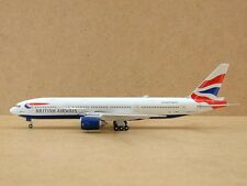 Gemini Jets GJBAW024 1:400 Scale Boeing 777-230 British Airways G-YMMA 'Chatham'
