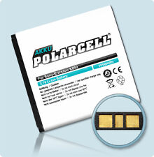 PolarCell Battery Sony-Ericsson Xperia X10 mini pro BST-38 S312 W902 Acku