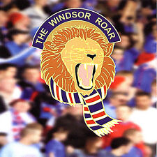**The Windsor Roar*  **LINFIELD  F.C.** -LOYALIST/ ORANGE/ULSTER CD