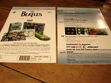THE BEATLES ANTHOLOGY DVD!!!!!!!!!!!!!!FRENCH PRESS/KIT