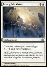 *MRM* FR 4x Vertu intangible (Intangible Virtue) MTG Innistrad