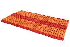 rollbare matte rollmatte futon kapok matte natürlich thai massage yoga zen orang