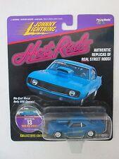 Johnny Lightning Hot Rods 1969 Pro Street No 13 1:64