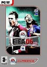 FIFA 06 EA Classics ( PC DVD Game ) Brand New & Factory Sealed, Free US Shipping