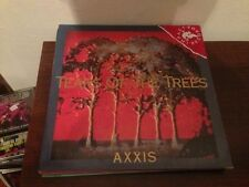 "AXXIS - TEARS OF THE TREES 12"" MAXI - HARD ROCK HEAVY METAL"