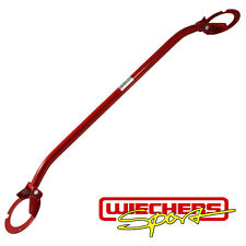 Wiechers strut bar for Opel Astra-G strut bar steel brace upper front 331021