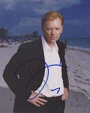 David Caruso Signed Autographed 8x10 Photo CSI Miami NYPD Blue COA VD
