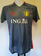BELGIUM 2016/17 GREY TRAINING SHIRT BY ADIDAS SIZE XXL BRAND NEW WITH TAGS