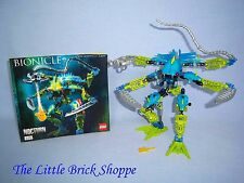 Lego Bionicle 8935 NOCTURN Special Edition - Complete with instructions & squid