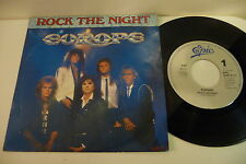 EUROPE 45T ROCK THE NIGHT / SEVEN DOORS HOTEL. EPIC EPC 650171 7.HOLLAND.