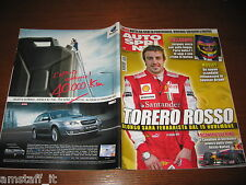 AUTOSPRINT 2009/27=ALONSO FERRARI=TEST MASERATI GT MC=TEST VW GOLF GTD=