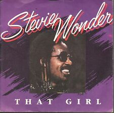 5115  STEVIE WONDER  THAT GIRL