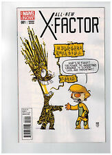 ALL-NEW X-FACTOR #1 Skottie Young Baby Variant - Marvel NOW! /2014 Marvel Comics