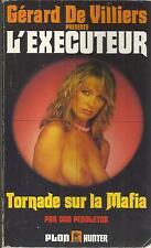 DON PENDLETON  TORNADE SUR LA MAFIA  L'EXECUTEUR 54