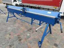 Sheet Metal Folder, Bending Brake, Bender 3140mm/0.8mm, Fast Shipping, CE