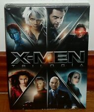 X-MEN-LA TRILOGIA-PACK 3 DVD-NUEVO-PRECINTADO-SEALED-NEW-AVENTURAS-FANTASTICO
