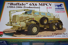"Bronco Models CB35100 - ""Buffalo"" 6x6 MPCV (2004-2006 Production)  scala 1/35"