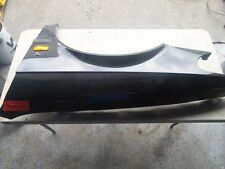 1999 SAAB 9-3 2.3 TURBO CONVERTIBLE FRONT LEFT PASSENGER GUARD IN BLACK