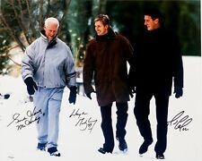 Gordie Howe Mario Lemieux Wayne Gretzky Autographed 8x10 Signed Photo Reprint