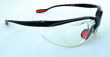 GELSHOCK: Clear KONTROL SPORTS Prescription Sunglasses