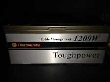 Thermaltake Toughpower W0133RU 1200W ATX12V 80 PLUS Modular Power Supply