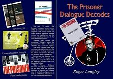 THE PRISONER DIALOGUE DECODES NEW BOOK - MCGOOHAN PORTMEIRION VILLAGE