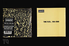 Sought-after! *Sealed* Oasis Time Flies 26 POSTCARD SET 1994-2009 Noel Gallagher